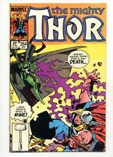 Thor #354     Walt Simonson Story and Art