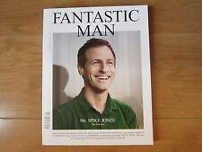 Fantastic Man No 18 Spike Jinze,Jonsi Ros,Clement Chabemaud,Peter York New.