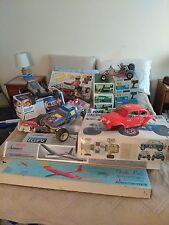 radio control cars and sailplanes