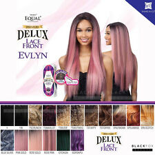 EVLYN FREETRESS EQUAL PREMIUM DELUX SYNTHETIC LACE FRONT WIG LONG STRAIGHT