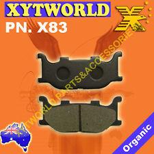 X83 Brake pads YAMAHA ADIVA ITALJET LINHAI MBK SINNIS