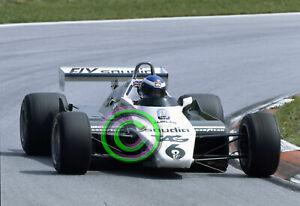 Racing Original 35mm Slide F1 Keke Rosberg - Williams 1982 Austria Formula 1