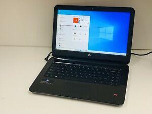HP 14-g007AX Notebook, AMD A4-5000, 4GB RAM, 500GB HDD