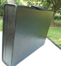Authentic Porsche Design professional leather attache briefcase: used-work ready