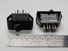 Sigma 1C-26-N LR-20985 SPDT 16A@125VAC, 12A@250VAC, 3/4HP , Rocker Switch RV 12V