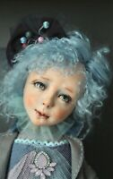 """Author's artist OOAK doll """"Melody"""""""