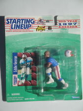 STARTING LINEUP EDDIE GEORGE HOUSTON OILERS FOOTBALL ACTION FIGURE NFL 1997