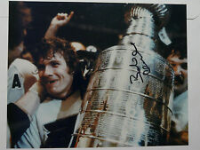 Bobby Clarke Philadelphia Flyers signed 8x10 Photo  Stanley Cup COA