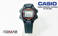 CASIO VINTAGE COLLECTION W-726 NOS WR.100