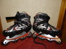 Mongoose Inline Skates Abec- 5 Bearings Size 7 Used