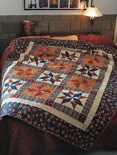 Pinwheel Play Quilt Pattern Pieced GE