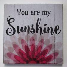"b You are my sunshine Beautiful Day REFRIGERATOR MAGNET Ganz 3.5"""