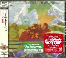 BEACH BOYS-FRIENDS-JAPAN SHM-CD BONUS TRACK D50