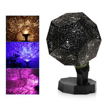 Cosmos Lamp Celestial Starry Galaxy Night Light Constellation Star Sky Projector