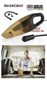 SILVERCREST Handheld Car Vacuum Cleaner