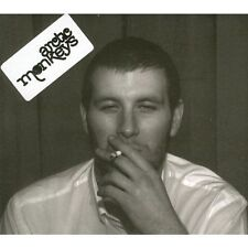 Arctic Monkeys Whatever People Say I Am That's What I'm Not CD