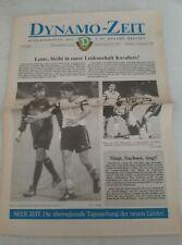 Neues AngebotPROGRAMM DFB POKAL 1.FC DYNAMO DRESDEN v VFB LEIPZIG 92/93 12.09.1992
