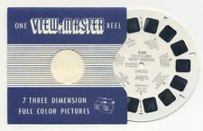 DELPHI and Mount PARNASSUS Greece 1955 Belgium-made View-Master Single Reel 2160