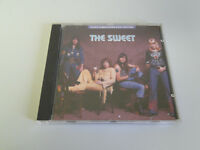 CD: THE SWEET - Castle Masters Collection -