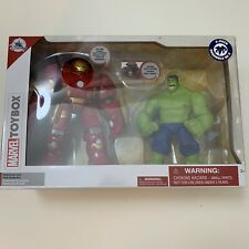 Disney Marvel Toybox Hulkbuster & Hulk Exclusive Action Figure 2-Pack Brand New