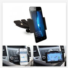 360° Universal Car CD Slot Phone Mount Holder Stand Cradle For iPhone Samsung US