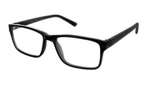 Mens Glasses Frames - With Anti Glare Coated Lenses - Non Prescription Lenses