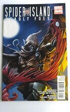 Spider-Island Deadly Foes #1  Marvel comics  VF/NM