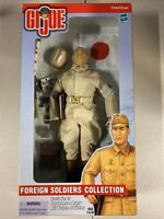 Gi Joe Wll 1/6 Japanese Army Air Force Officer.Foreign Soldiers Collection. NRFB