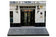 Diorama Grand Hôtel de Malte - 1/43ème - #43-2-A-A-104