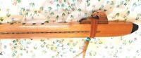 Native American Flute  -   Cedar - Key of low C     deep sound  handmade