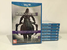 Darksiders II 2 Nintendo Wii U PAL Brand New FACTORY SEALED