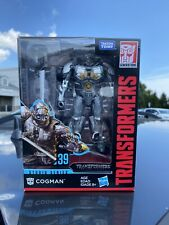 Transformers: Studio Series - Cogman - #39 - Sealed In Hand Ready To Ship