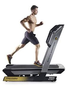 treadmill electric used