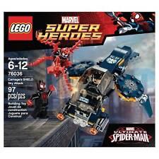 Plastic Marvel Super Heroes LEGO Minifigures
