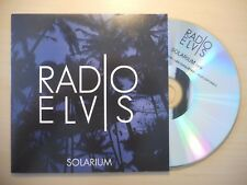 RADIO ELVIS : SOLARIUM [ CD SINGLE ]