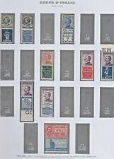 ITALY REGNO 1924-25 PUBBLICITARI MNH**  - SCEGLI