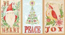 Blend I Love Christmas by Cori Dantini 112 111 01 1 Panel 24X44  COTTON
