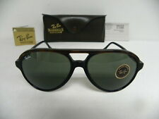 New Vintage B&L Ray Ban Traditionals Style A Tortoise Black L1668 Aviator