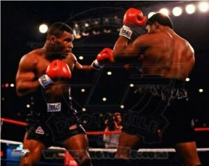 "Mike Tyson v Trevor Berbick 1986 Las Vegas Photo (Size: 8"" x 10"")"
