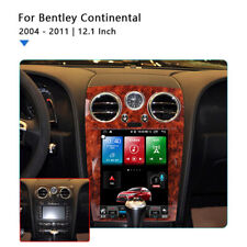 """12.1"""" Android 10.0 Radio Vertical Screen GPS for Bentley Continental 2004-2011"""