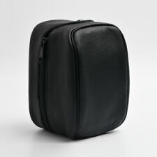 Rolleiflex Rolleicord TLR Camera Bag Leather Soft Protective Case Bag Black New