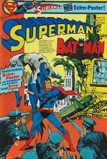 Superman 1977/ 10 (Z1-2, Sm), Ehapa