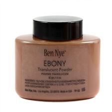 Ben Nye Ebony Translucent Face Powder 1.5 oz