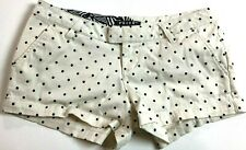"VOLCOM Women's Shorts 3 (28"" waist) 'Frochickie 2.5"" Short' Stretch Dots Surf"