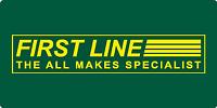 First Line Front  Tie Track Rod Axle Joint Rack End  FTR5277 - 5 YEAR WARRANTY