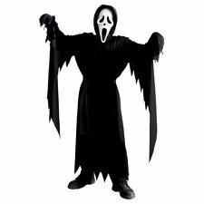 Scream sous Licence Costume Enfants Déguisement Halloween Horreur + Masque