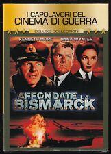 EBOND Affondate la bismarck I Capolavori del Cinema di Guerra DVD D568129