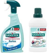 Sanytol (9683153) Limpiador Desinfectante Baños, 750ml