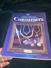 Consumers Catalog Vintage 1984 1985 Toys Electronics Household Items