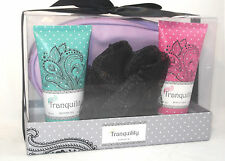 TRANQUILITY BATH GIFT SET 4 pce set lovely Mother's Day gift by Creative Colours